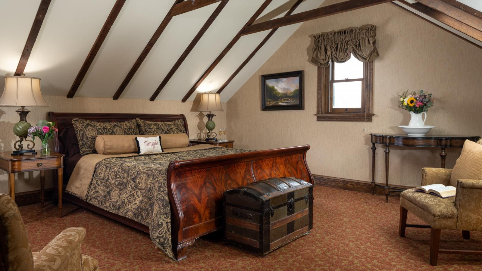 King Bed Guest Suite
