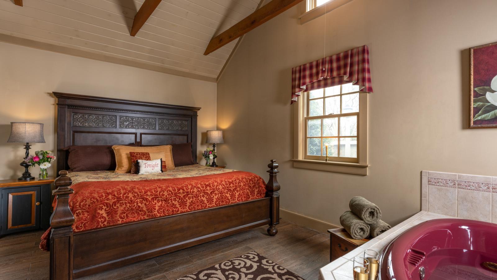 King Cottage Suite