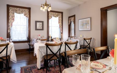 The Breakfast Dining Room