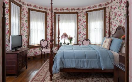 Guestrooms - Zimmerman